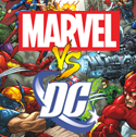 Diseño Marvel Vs DC