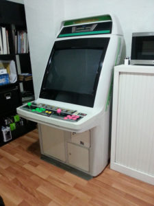 mueble arcade candy