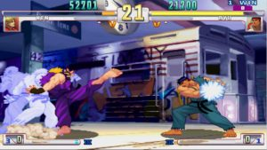 Street Fighter Juego de Emulador Maquina Recreativa