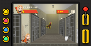 Juego arcade gratis de Netflix: Orange is the new black