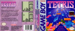 La versión para Game Boy del Tetris