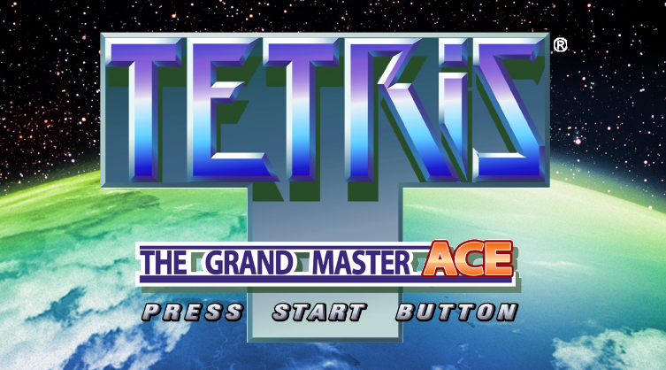Juegos Tetris: The Grand Master