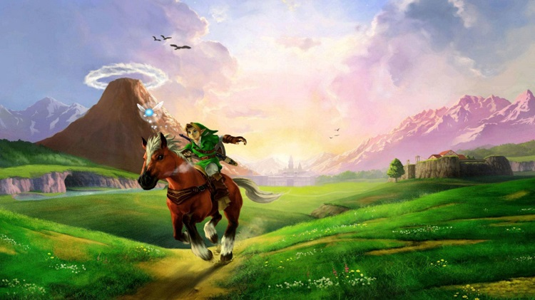 The Legend of Zelda. The Ocarine of Time, influyente videojuego de los 90