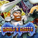 Diseño Ghosts and Goblins