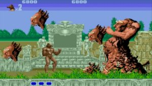 Juegpos retro: Altered Beast