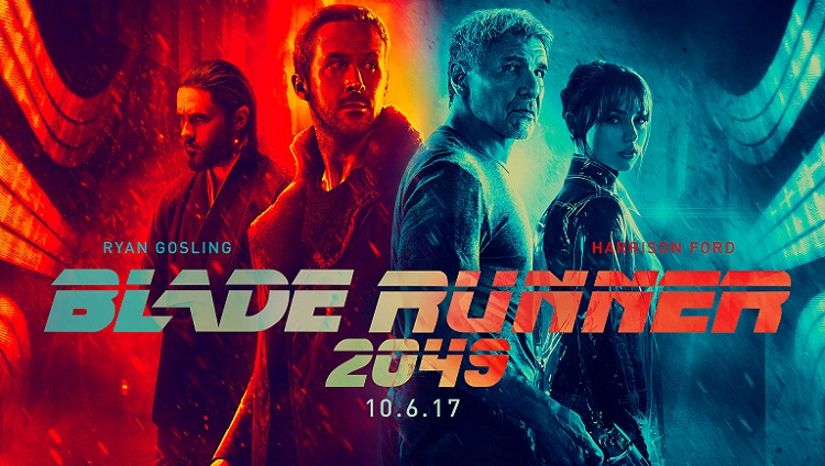 Cartel de Blade Runner 2049