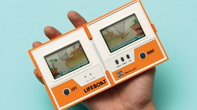 Game and Watch Multi Screen