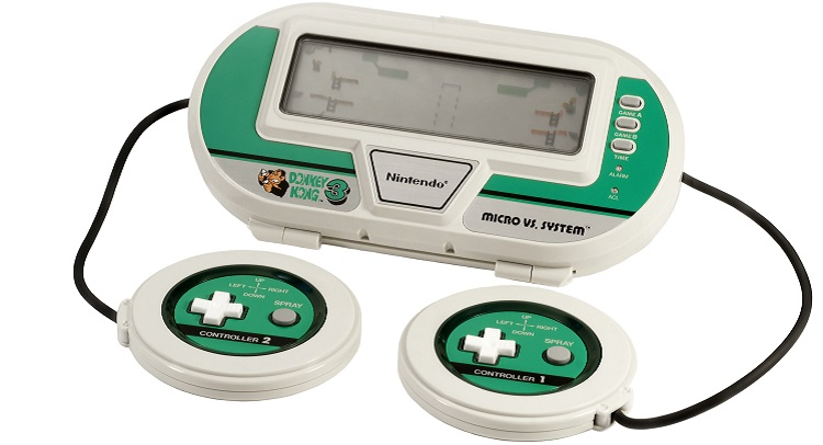 Game and Watch Micro vs System