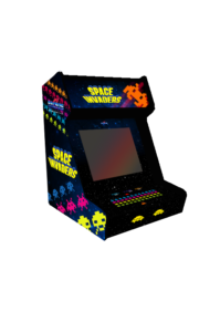 Space Invaders Bartop