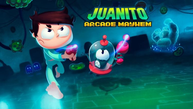 Remember arcade: Juanito Arcade Mayhem