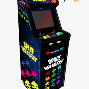 arcade lowboy space invaders