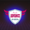 Logo Edición Advance 64Gb