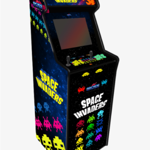 maquina arcade lowboy space invaders