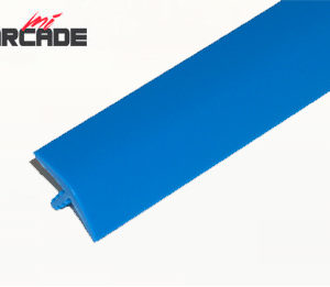 T-molding para cantos de recreativa en color azul